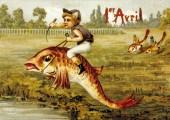 Le 1er avril, à chacun son poisson