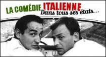 LA COMEDIE ITALIENNE