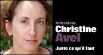 INTERVIEW DE CHRISTINE AVEL