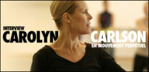 INTERVIEW DE CAROLYN CARLSON