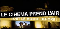 LE CINEMA PREND L'AIR