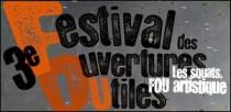3e FESTIVAL DES OUVERTURES UTILES