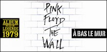 PINK FLOYD, ALBUM 'THE WALL', 1979