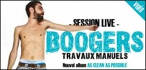 SESSION LIVE DE BOOGERS
