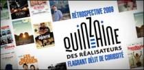 RETROSPECTIVE DE LA QUINZAINE DES REALISATEURS 2009