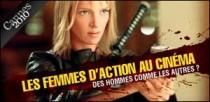 LES FEMMES D'ACTION AU CINEMA