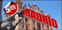 5 BONNES RAISONS D'ALLER À MADRID
