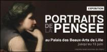 PORTRAITS DE LA PENSÉE