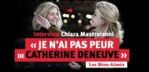 INTERVIEW CHIARA MASTROIANNI