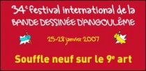 34e FESTIVAL D'ANGOULEME