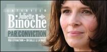 INTERVIEW DE JULIETTE BINOCHE