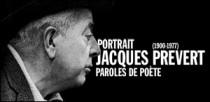 PORTRAIT DE JACQUES PREVERT  (1900-1977)