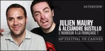 INTERVIEW DE JULIEN MAURY ET ALEXANDRE BUSTILLO