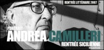 PORTRAIT D'ANDREA CAMILLERI