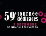 Journée Dédicaces de Sciences Po