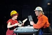Le voyage de Michü et Mr Lo de L'Envolée Cirque
