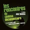 Les Rencontres du cinéma documentaire 2008