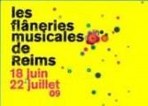 Flâneries musicales de Reims 2009