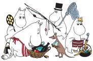 Le monde magique des Moomins