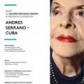 Andres Serrano, Cuba