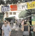 Le Marché de la poésie 2005
