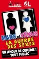 Mars et Vénus, la guerre des sexes