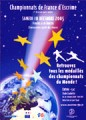 Championnats de France d'escrime2005