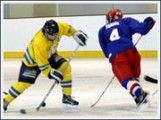 Match de Hockey sur glace