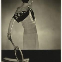Egidio Scaioni. Lucien Lelong, 1928