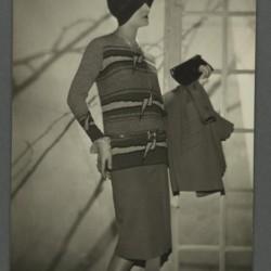 Egidio Scaioni. Lucien Lelong, 1925