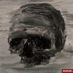 Yan Pei Ming, Crâne, 2004
