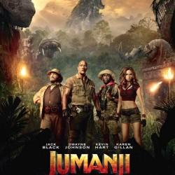 Jumanji : bienvenue dans la jungle - Affiche