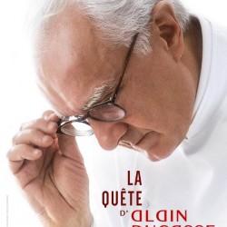 La Quête d'Alain Ducasse - Affiche