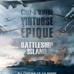 The Battleship Island - Affiche