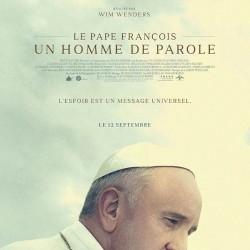 Le Pape François : un homme de parole - Affiche