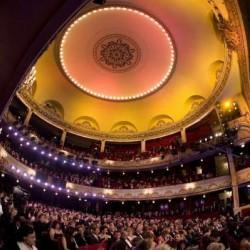 Grande salle du théâtre de Paris