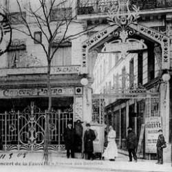 Gaumont Gobelins Fauvette