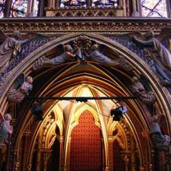 Maître-autel de la Chapelle haute