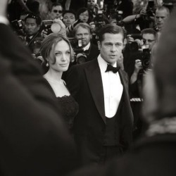 Brad Pitt et Angelina Jolie, Cannes 2007