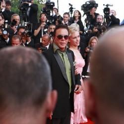 Mickey Rourke, Festival de Cannes 2007