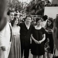 Mathieu Amalric, festival de Cannes 2007