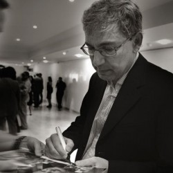 Orhan Pamuk- Cannes 2007