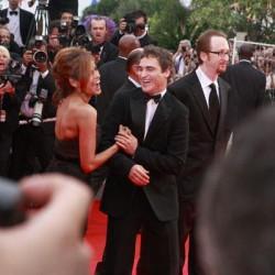 Joaquin Phoenix et Eva Mendès, Cannes 2007
