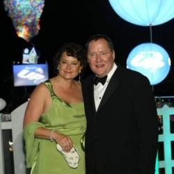 Mr et Mme John Lasseter