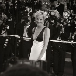 Sharon Stone - Cannes 2007