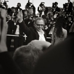 Fabrice Luchini - Cannes 2007