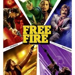 Free Fire - Affiche