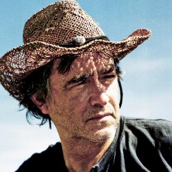 Jean-Louis Murat, figure de la scène française qui sort son nouvel album « Toboggan » le 25 mars 2013.