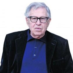 """Paolo Taviani cossigne avec son frère  Vittorio """"Contes Italiens"""""""