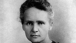 Marie Curie était né le 7 novembre 1867